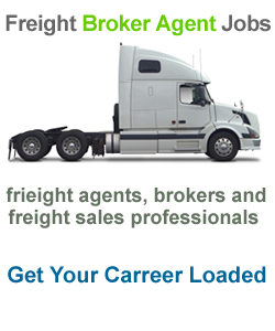 freight broker agent job for agents with active shippers and carrier relationships to join our network of independent freight agent offices nationwide USA.